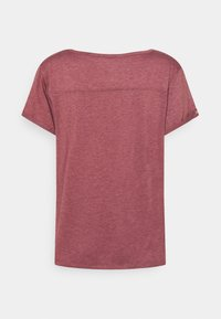 Roxy - COCKTAIL HOUR - Print T-shirt - tibetan red - 1