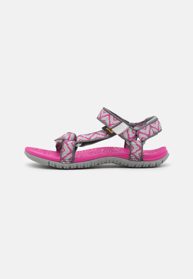 HURRICANE 3 UNISEX - Outdoorsandalen - balboa fucshia red