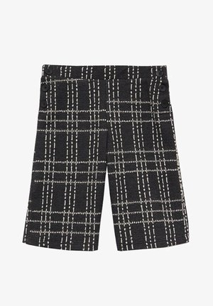 KELLYB - Trousers - šedá antracit