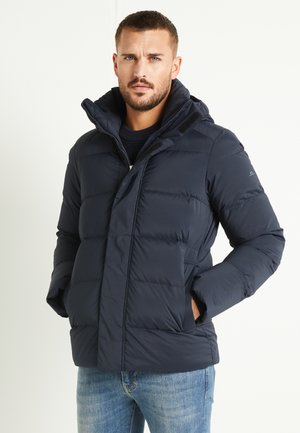 STRETCH JACKET - Dunjacka - jl navy