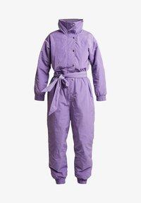 Monki - SKY OVERALL - Overal - purple - 4
