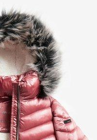 Next - Winter coat - pink - 10