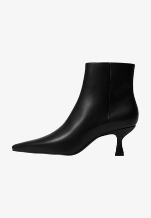 PATIO - Korte laarzen - noir