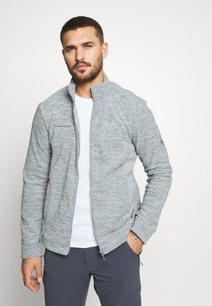YADKIN - Fleece jacket - granit melange/granit