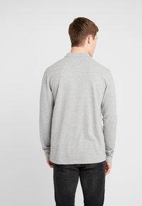 Pier One - Poloshirt - mottled grey - 2