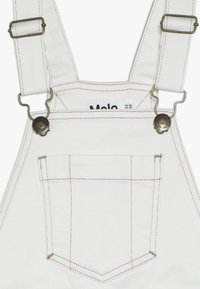 Molo - CAROLYN - Spódnica jeansowa - white star - 3
