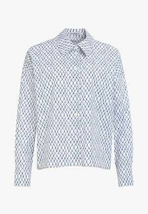 CLOELIA - Button-down blouse - off white
