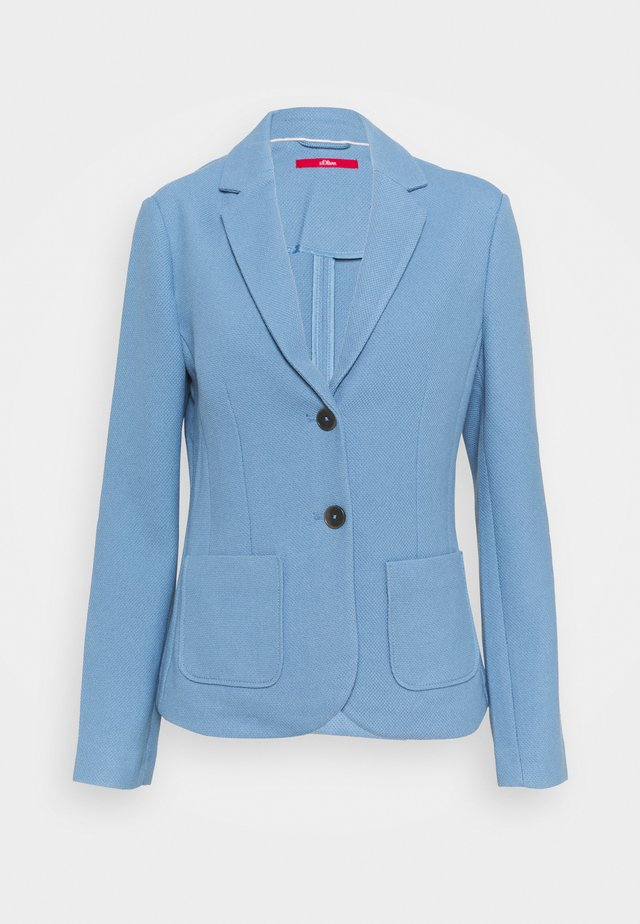 LANGARM - Blazer - light blue