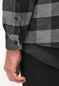 Dickies - SACRAMENTO - Camisa - grey melange - 4