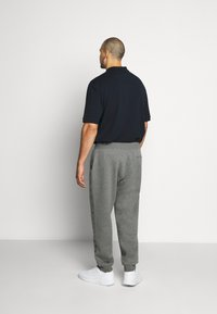 Tommy Hilfiger - BASIC BRANDED - Tracksuit bottoms - grey - 2