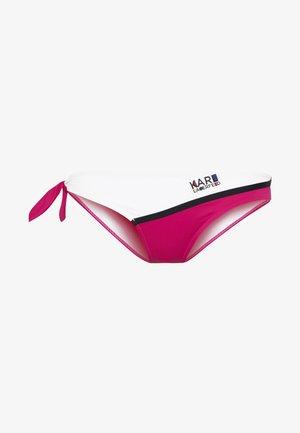 BOTTOM - Bikini bottoms - fuchsia