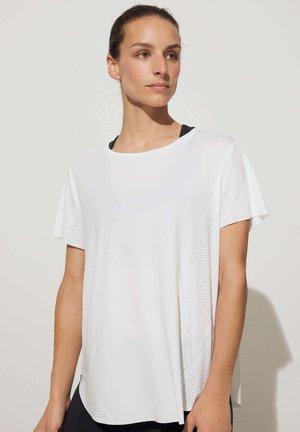 TECHNICAL - Sports shirt - white