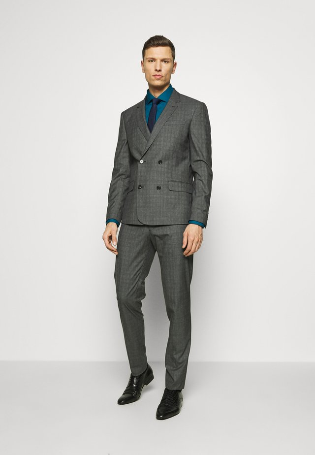 DOUBLE BREASTED SVENDSEN JEPSEN SUIT - Puku - grey