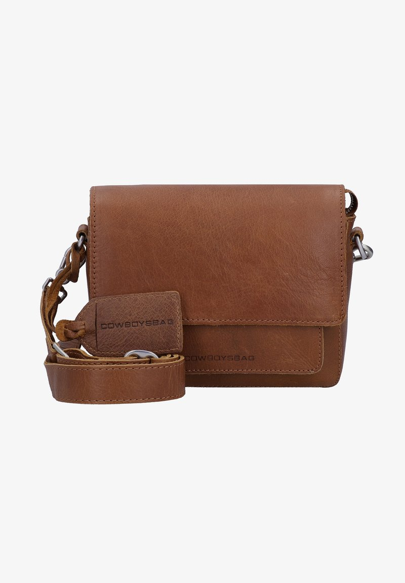 Cowboysbag - Across body bag - cognac