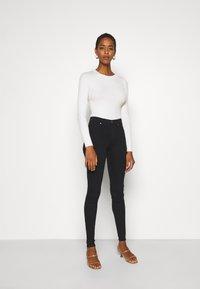 Dr.Denim Tall - PLENTY - Jeans Skinny Fit - black - 1