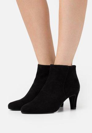Kotníková obuv - noir