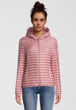 ELLA - Winter jacket - tender rose