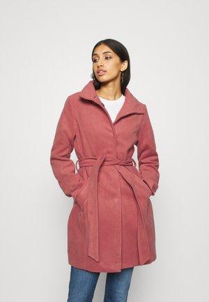 BYCIRLA COAT - Classic coat - canyon rose