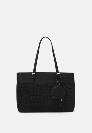 LYSEKIL SET - Shopper - black