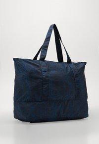 adidas by Stella McCartney - LARGE TOTE - Treningsbag - blue/black/white - 3