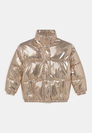 PUFFER - Winterjas - golden