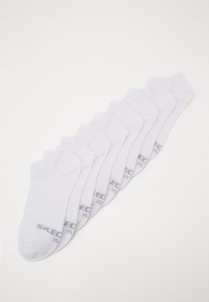 ONLINE CASUAL WOMEN BASIC SNEAKER 8 PACK - Sokker - white