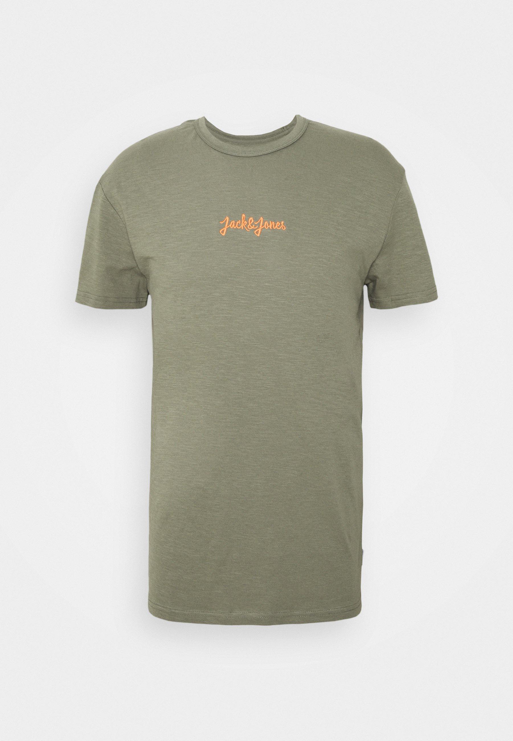 Men JORSTOCKHOLM TEE CREW NECK - Print T-shirt