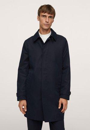 Trenchcoat - bleu marine