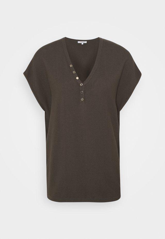 T-shirt basique - thym