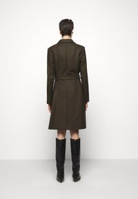Filippa K - KAYA COAT - Klasický kabát - pine green - 2