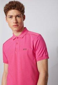 BOSS - PAULE TR - Polo shirt - pink - 3