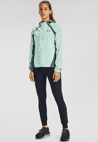 Under Armour - OUTRUN THE STORM  - Sports jacket - seaglass blue - 0