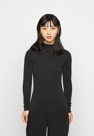 OBJCAROLINE MATHILDE - Long sleeved top - black