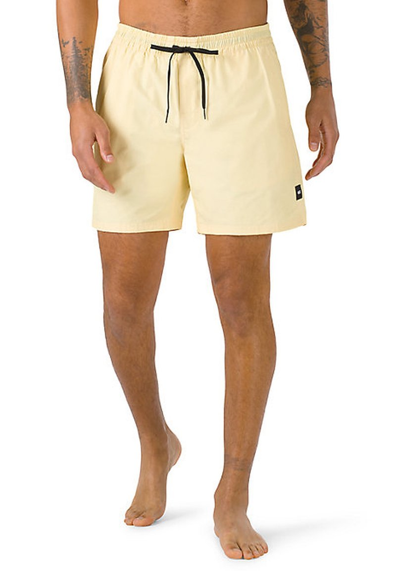 Vans - MN PRIMARY VOLLEY II - Shorts - mellow yellow