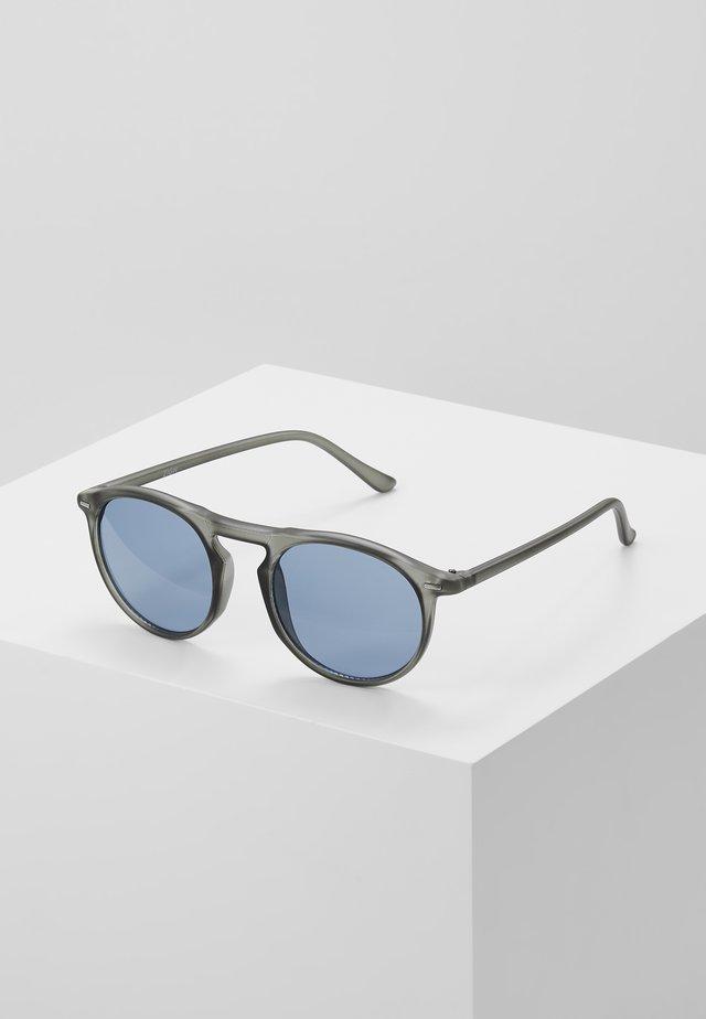 UNISEX - Occhiali da sole - dark grey/blue