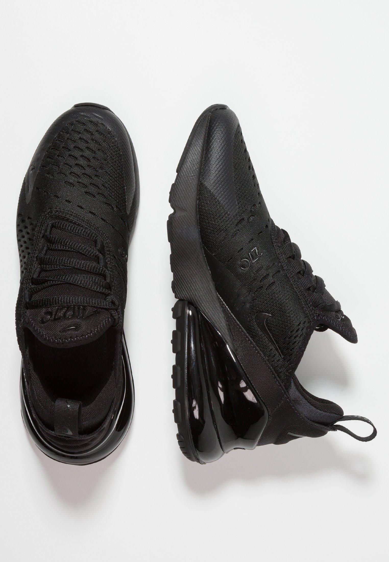 difícil de complacer enfermero Grave  Nike Sportswear AIR MAX 270 - Trainers - black - Zalando.ie