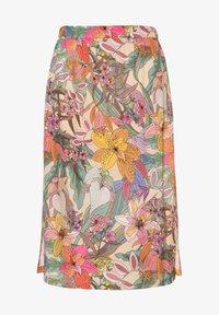 Ulla Popken - A-line skirt - multi - 3