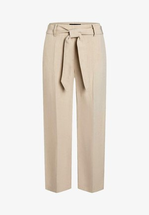 Trousers - butter bisquit