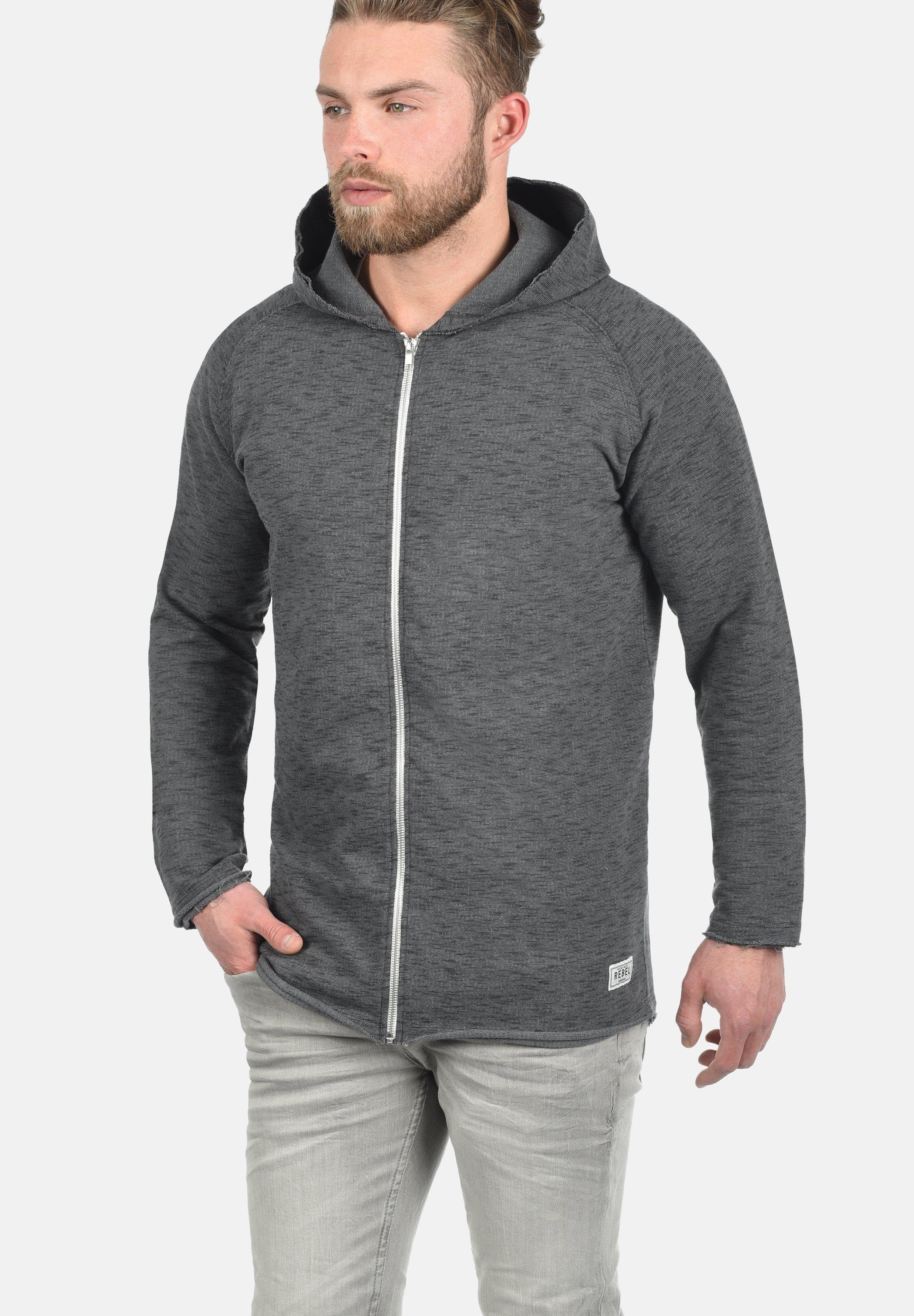 Uomo MALIK - Felpa con zip
