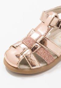 Friboo - Sandály - bronze - 2
