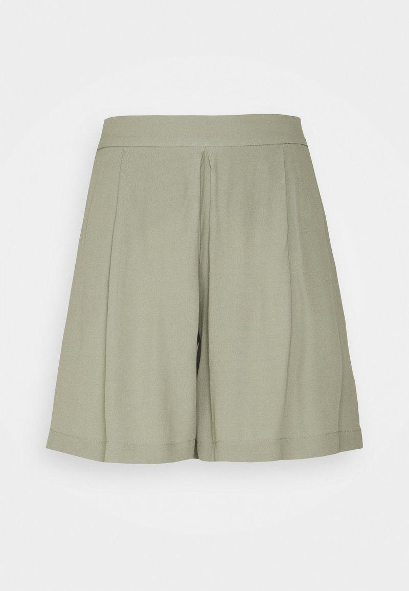 Bruuns Bazaar - LILLI DAPHNE - Shorts - seagrass