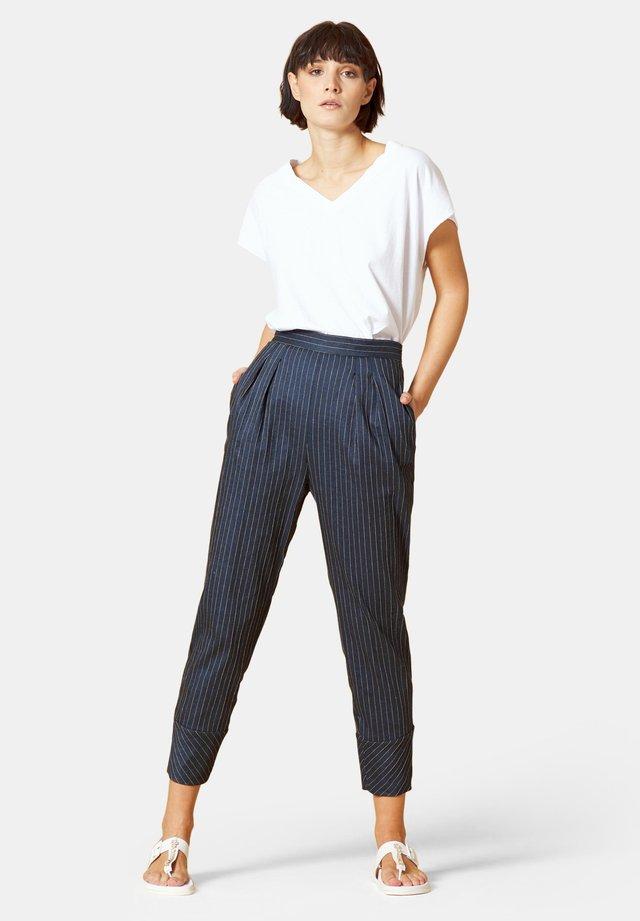 Pantaloni - indaco