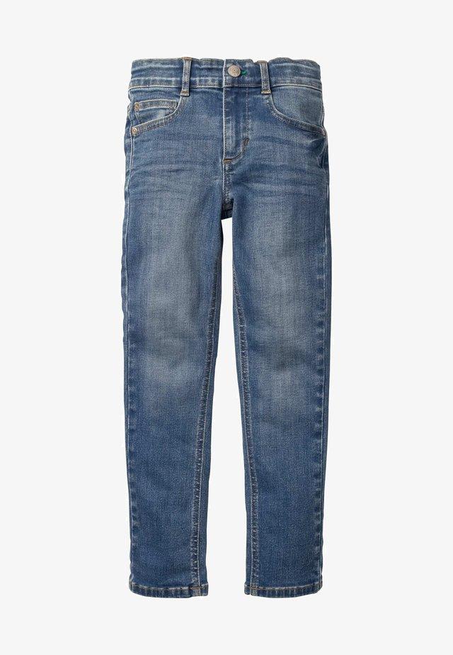 Straight leg jeans - mittleres vintageblau