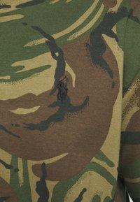 Polo Ralph Lauren Big & Tall - LONG SLEEVE - Zip-up sweatshirt - british elmwood - 5