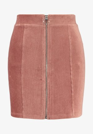 VELMA SKIRT - Pencil skirt - burlwood