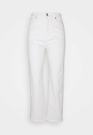 RESEDA - Relaxed fit jeans - weiss