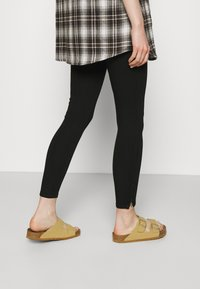 ONLY - OLMKENDELL ETERNAL LIFE - Jeansy Skinny Fit - black - 3