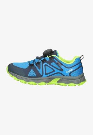 Sneakersy niskie - cobalt/atlantic/lime
