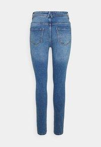 Noisy May - NMAGNES SUPER  - Jeans Skinny Fit - light blue denim - 1