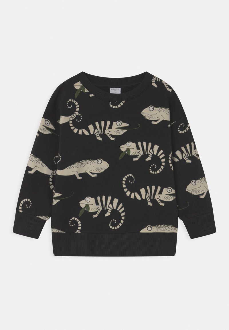Lindex - MINI CAMILI - Sweater - off black